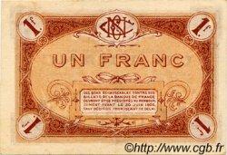 1 Franc FRANCE régionalisme et divers NEVERS 1920 JP.090.19 TTB à SUP
