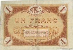 1 Franc FRANCE régionalisme et divers NEVERS 1920 JP.090.19 TB