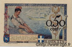 50 Centimes FRANCE régionalisme et divers NICE 1920 JP.091.09 SPL à NEUF