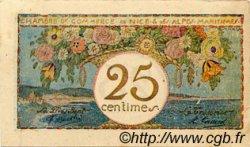 25 Centimes FRANCE régionalisme et divers NICE 1918 JP.091.16 TTB à SUP