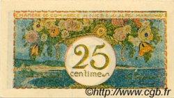 25 Centimes FRANCE régionalisme et divers NICE 1918 JP.091.17 SPL à NEUF