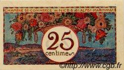 25 Centimes FRANCE régionalisme et divers NICE 1918 JP.091.19 SPL à NEUF