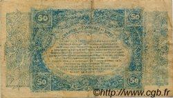 50 Centimes FRANCE régionalisme et divers NÎMES 1915 JP.092.01 TB