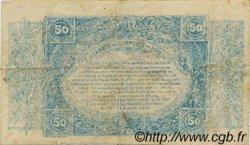 50 Centimes FRANCE régionalisme et divers Nîmes 1915 JP.092.10 TB