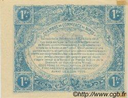1 Franc FRANCE régionalisme et divers NÎMES 1915 JP.092.11 TTB à SUP