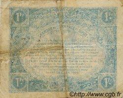 1 Franc FRANCE régionalisme et divers Nîmes 1915 JP.092.11 TB