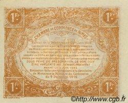 1 Franc FRANCE régionalisme et divers NÎMES 1915 JP.092.14 SPL à NEUF