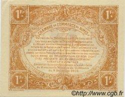 1 Franc FRANCE régionalisme et divers Nîmes 1915 JP.092.15 SPL à NEUF