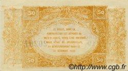 50 Centimes FRANCE régionalisme et divers Nîmes 1917 JP.092.17 SPL à NEUF