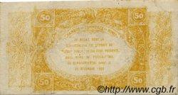 50 Centimes FRANCE régionalisme et divers NÎMES 1917 JP.092.17 TB