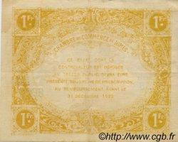 1 Franc FRANCE régionalisme et divers NÎMES 1917 JP.092.18 TTB à SUP