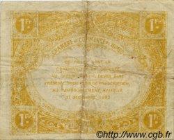 1 Franc FRANCE régionalisme et divers Nîmes 1917 JP.092.18 TB