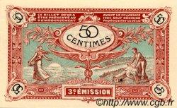 50 Centimes FRANCE régionalisme et divers NIORT 1920 JP.093.10 SPL à NEUF