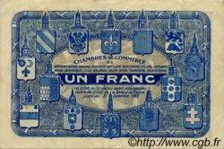 1 Franc FRANCE régionalisme et divers Nord et Pas-De-Calais 1918 JP.094.07 TB