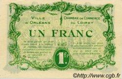 1 Franc FRANCE régionalisme et divers Orléans 1915 JP.095.06 SPL à NEUF
