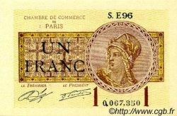 1 Franc FRANCE régionalisme et divers PARIS 1920 JP.097.23 SPL à NEUF