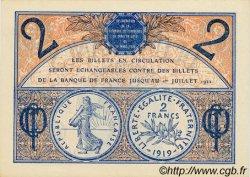 2 Francs FRANCE régionalisme et divers Paris 1920 JP.097.28 SPL à NEUF
