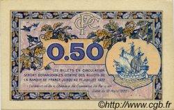 50 Centimes FRANCE régionalisme et divers PARIS 1920 JP.097.31 SPL à NEUF
