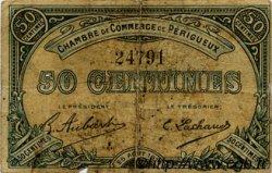 50 Centimes FRANCE régionalisme et divers PÉRIGUEUX 1914 JP.098.01 TB