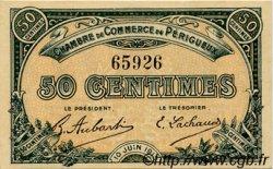 50 Centimes FRANCE régionalisme et divers PÉRIGUEUX 1915 JP.098.09 SPL à NEUF