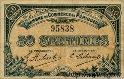 50 Centimes FRANCE régionalisme et divers Périgueux 1915 JP.098.09 TB