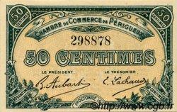50 Centimes FRANCE régionalisme et divers PÉRIGUEUX 1915 JP.098.12 SPL à NEUF