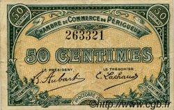 50 Centimes FRANCE régionalisme et divers Périgueux 1915 JP.098.12 TTB à SUP