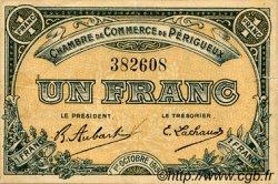1 Franc FRANCE régionalisme et divers PÉRIGUEUX 1915 JP.098.13 TTB à SUP