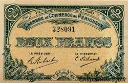 2 Francs FRANCE régionalisme et divers Périgueux 1915 JP.098.14 TTB à SUP