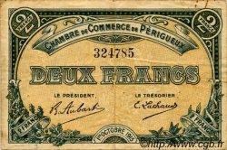 2 Francs FRANCE régionalisme et divers Périgueux 1915 JP.098.14 TB