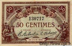 50 Centimes FRANCE régionalisme et divers PÉRIGUEUX 1916 JP.098.16 TTB à SUP