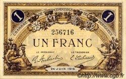 1 Franc FRANCE régionalisme et divers PÉRIGUEUX 1916 JP.098.18 TTB à SUP
