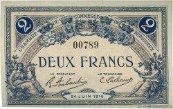 2 Francs FRANCE régionalisme et divers PÉRIGUEUX 1916 JP.098.20 SPL à NEUF