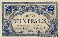 2 Francs FRANCE régionalisme et divers Périgueux 1916 JP.098.20 TTB à SUP