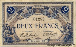 2 Francs FRANCE régionalisme et divers PÉRIGUEUX 1916 JP.098.20 TB