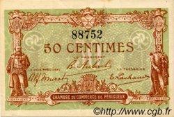 50 Centimes FRANCE régionalisme et divers Périgueux 1917 JP.098.22 TTB à SUP