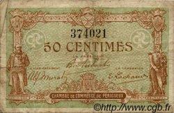 50 Centimes FRANCE régionalisme et divers Périgueux 1917 JP.098.22 TB
