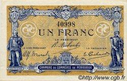 1 Franc FRANCE régionalisme et divers Périgueux 1917 JP.098.23 SPL à NEUF
