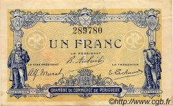 1 Franc FRANCE régionalisme et divers PÉRIGUEUX 1917 JP.098.23 TTB à SUP