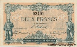 2 Francs FRANCE régionalisme et divers PÉRIGUEUX 1917 JP.098.24 TTB à SUP