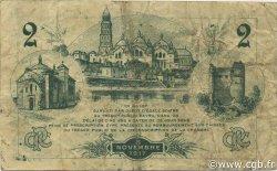 2 Francs FRANCE régionalisme et divers Périgueux 1917 JP.098.24 TB