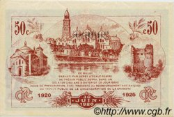50 Centimes FRANCE régionalisme et divers Périgueux 1920 JP.098.25 SPL à NEUF