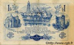 1 Franc FRANCE régionalisme et divers PÉRIGUEUX 1920 JP.098.26 TTB à SUP