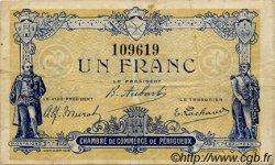 1 Franc FRANCE régionalisme et divers PÉRIGUEUX 1920 JP.098.26 TB