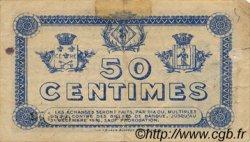 50 Centimes FRANCE régionalisme et divers PERPIGNAN 1915 JP.100.09 TB