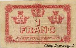 1 Franc FRANCE régionalisme et divers PERPIGNAN 1915 JP.100.12 TB