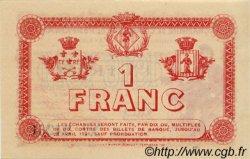 1 Franc FRANCE régionalisme et divers Perpignan 1916 JP.100.17 TTB à SUP