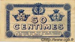 50 Centimes FRANCE régionalisme et divers Perpignan 1916 JP.100.19 TTB à SUP
