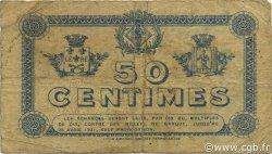 50 Centimes FRANCE régionalisme et divers Perpignan 1916 JP.100.19 TB