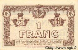 1 Franc FRANCE régionalisme et divers PERPIGNAN 1917 JP.100.23 TTB à SUP